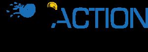 Action Services Blue Logo