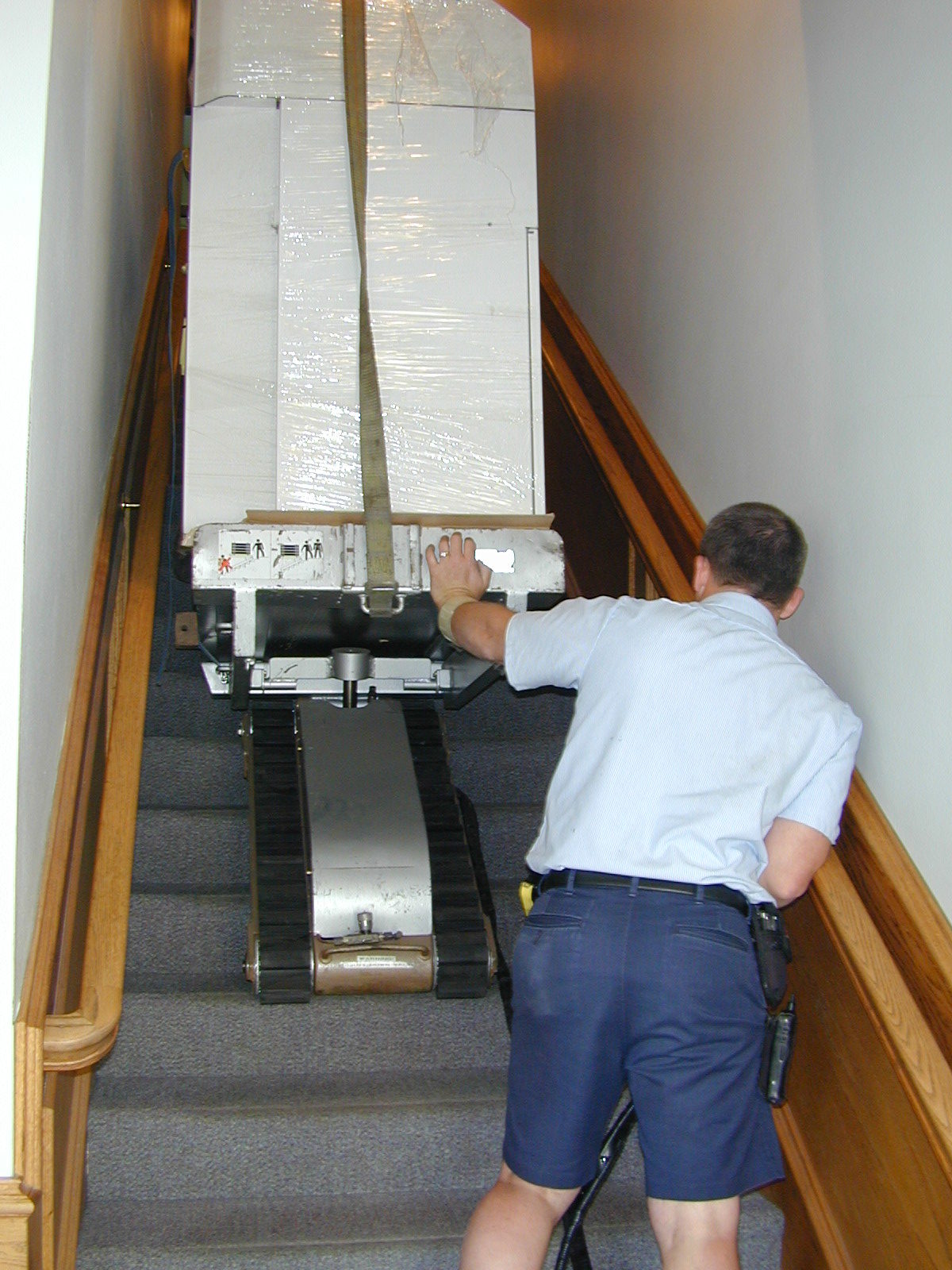 Lile office moving equipment