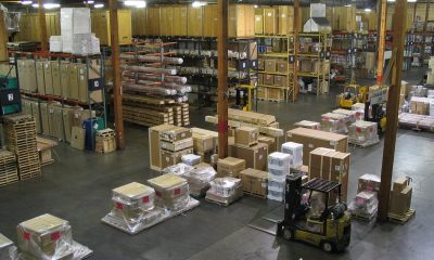 Lile Kent moving and storage facility