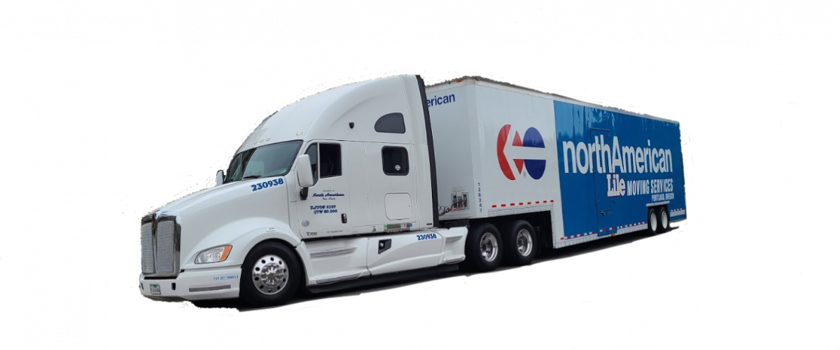 lile moving and storage company truck
