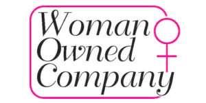Woman-Owned Company Logo